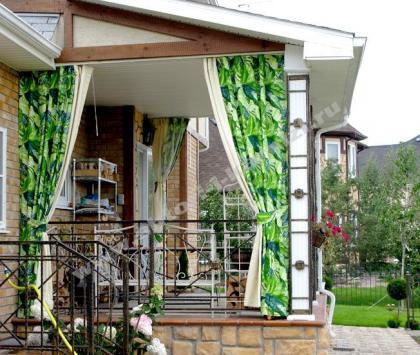 Зеленые шторы, КП Княжье озеро
